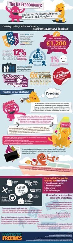 The UK Freeconomy #Infographics