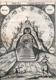Pagan illustration asi alchimia michelspacher