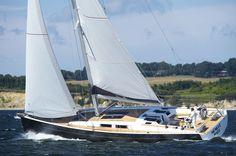 Sailing Yacht Hanse 575
