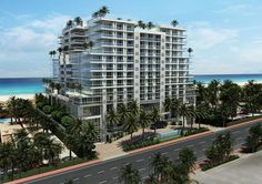 The Grand Beach Hotel Surfside In Miami Florida Is Situated Town Of