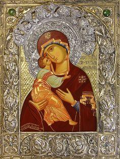 Псково-Печерская икона Пресвятой Богородицы