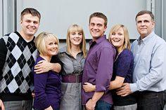 Family photo clothin