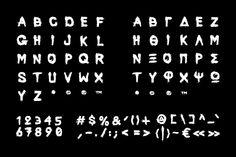 Phobos _ Typeface on Behance