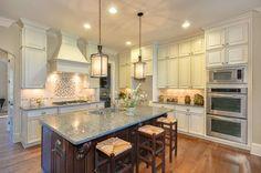John Wieland kitchen in Atlanta, GA