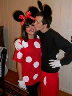 cute couple costumes | trying to think of a cute couple costume my roommate and her boyfriend ...
