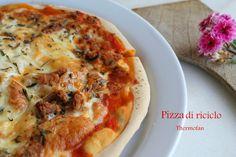 THERMOFAN: Pizza di riciclo  (TMX / T)