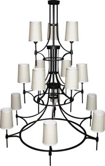 We have built custom lighting fixtures since our expert artisan can reproduce diferents patinas and finishes. Chandelier Lighting Fixtures, Modern Chandelier, Chandeliers, Custom Lighting, Bespoke, Ceiling Lights, Home Decor, Homemade Home Decor, Decoration Home