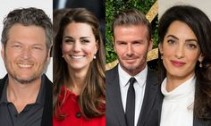 Oscars 2016: Kate Middleton, Blake Shelton, Amal Clooney and more and their nominee look-alikes