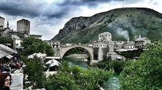 Gönlü Bosna'da kalanlar için...  Fotoğraf: Metin Can Sarı