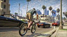 GTA 5: Rockstar releases first official gameplay video