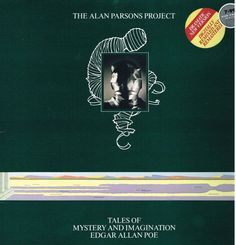 THE ALAN PARSONS PROJECT: Tales of Mystery & Imagination (7 Track LP)