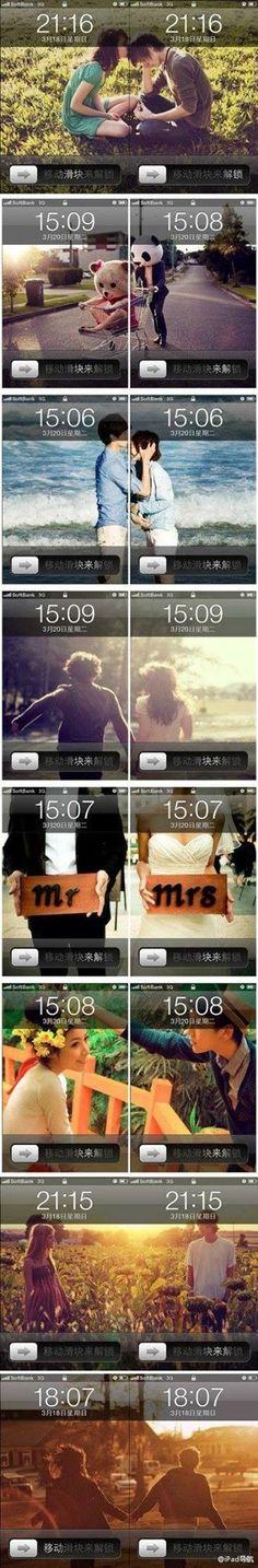 Couple Phone Cover Photos