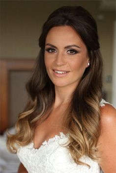 Half Up Half Down Wedding Hairstyles: Inspiration and Ideas