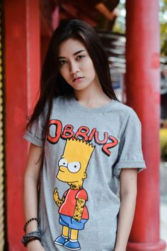 #tee #tees #tshirt #cloth #clothing #brand #apparels #simpson #bart #owldesign #design #teedesign #lookbooks #catalog #article #obbiuz #obbiuz #musicapparels #urbanstyle #darkcloth #style #fashion #darkfashion #follow #followme #potrait #womaninshoot #womaninlens #vibestone #streetactivity