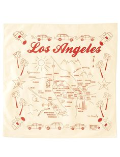 Los Angeles Bandana
