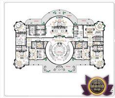 Luxury House Plan 5 By Antonovich Designs House Plans Luxury Floor Plans Luxury House Designs