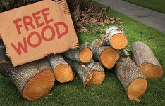 Free Wood Sources Main Image