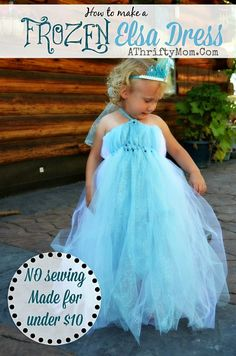 Do you want to make 10 Frozen Crafts for Kids? Disney's Frozen movie was a blockbuster hit, and these awesome Frozen Crafts for Kids will be too! Frozen Kids, Frozen Party, Disney Frozen, Frozen Birthday, 3rd Birthday, Birthday Ideas, Tulle Dress, Dress Up, Tutu Dresses