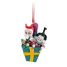 Disney Lock, Shock & Barrel Ornament - The Nightmare Before Christmas (as of 8/17/2015)