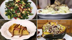 5 THANKSGIVING VEGAN DINNER RECIPES!