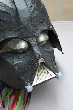 Darth Vader pinata.  That's pretty awesome for your Star Wars party