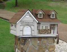 House Mail Box | mailbox.house