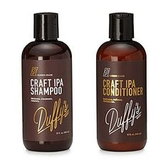 Craft IPA Beer Shampoo