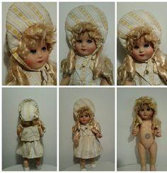 Bambola Italiana cartapesta 1930 vintage Doll  | Giocattoli e modellismo, Bambole e accessori, Bambole antiche | eBay!