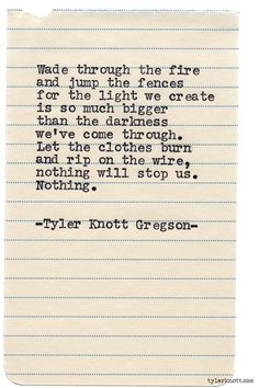 Typewriter Series Knott Gregson *This poem is part of a collaboration with A Tribe of Dreamers! Poetry Quotes, Words Quotes, Wise Words, Sayings, Beautiful Poetry, Beautiful Words, Typewriter Series, More Than Words, Pretty Words