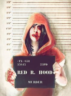 Red Riding Hood by ~TeeLamb