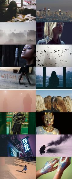 """""""city witches: the city is more than a home to them. it is a tool box. it is a crossroads. it is a book, a meeting place, a blank canvas. it is a fort - their fort - and it needs defending"""""""