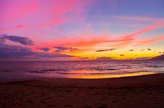 Maui Sunset  #landscape #maui #sunset #photography
