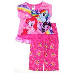 My Little Pony Girls Pink Poly Pajamas (10) Hasbro http://www.amazon.com/dp/B00TU6N6SI/ref=cm_sw_r_pi_dp_DFB-ub0EY7GK9