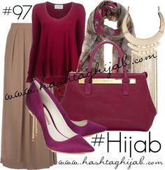 Hashtag Hijab Outfit #97