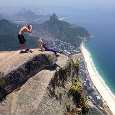 Encontre o seu caminho até ao Topo!  #rioolímpico #riodejaneiro #brasil #viajarpelobrasil #olimpiadas2016 #viagens