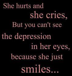 Quotes About Smiling Through Pain ... boyfriend, ...