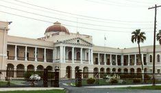 Parliament building, Guyana - Guiana | Parlamento da Guiana em Georgetown