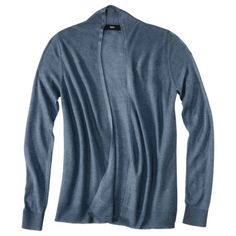 Mossimo® Women's Layering Cardigan - Assorted Colors - In Black, White, Blue, Red, Brown, Teal - $22.99