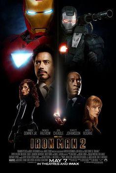 Iron Man 2 / HU DVD 2764 / http://catalog.wrlc.org/cgi-bin/Pwebrecon.cgi?BBID=11860634