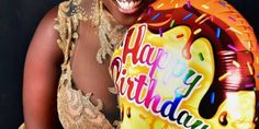 OAP/Blogger Blacksatino Stuns  In New Photos As She Celebrates Birthday