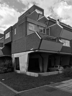 Broadwater Farm Estate 5, Haringey, London, LBC Haringey Architects' Department, 1967-73