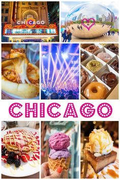 Blog: Visiting Chicago? Take a look at some of these yummy places to eat!