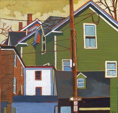 """""""One Way on State Street"""" Art Print by Stacey Durand on Artsider."""