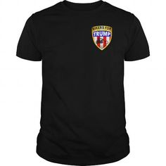 Awesome Tee BIKERS FOR TRUMP Shirts & Tees