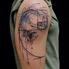 Resultado de imagen para math tattoos