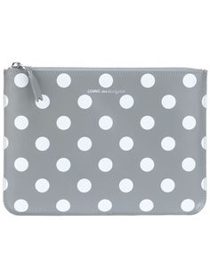 Shop Comme Des Garçons Wallet 'Polka Dots Printed' pouch in Traffic Los Angeles from the world's best independent boutiques at farfetch.com. Shop 300 boutiques at one address.