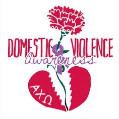 Domestic Violence Awareness - Alpha Chi Omega