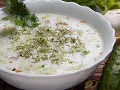 Salatalık Çorbası Tarifi ~ Resimli Yemek Tariflerim