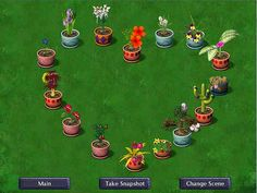 Plant Tycoon Game  From the creators of Fish Tycoon and the epic Virtual Villagers series comes Plant Tycoon, a great new plant simulation where you grow plants, harvest seeds, and sell adult plants in the Nursery to make money. Monitor your plants he For great tips on the best sims online check out www.flightsimulatoronlinegame.com