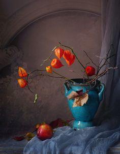 """Из серии """"Истории одной вазы.."""" © Ма Рыся"""